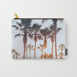 Venice Beach Palms Carry-All Pouch