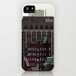 Hilton Hierarchy  iPhone Case