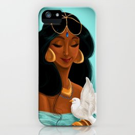 Her royal highness, the Sultana Jasmine iPhone Case