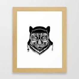 Phanter Speed Rebel Framed Art Print
