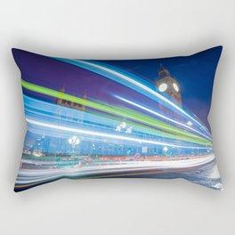 Big Ben London Rectangular Pillow