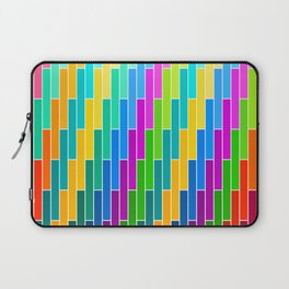 Shade of Colors (Colorful) Laptop Sleeve