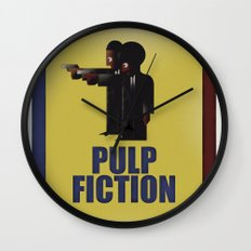 CASSANDRE SPIRIT - Pulp Fiction Wall Clock
