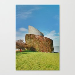 Adler Planetarium, Chicago Canvas Print