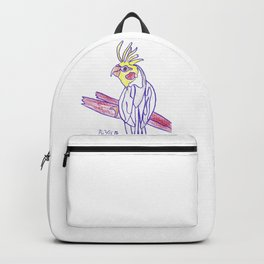 Cockatiel Backpack