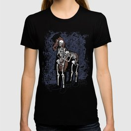 Anatomy of a Fake Horse T-shirt