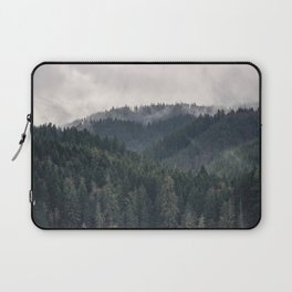 Pacific Northwest Forest - Nature Photography Laptop Sleeve
