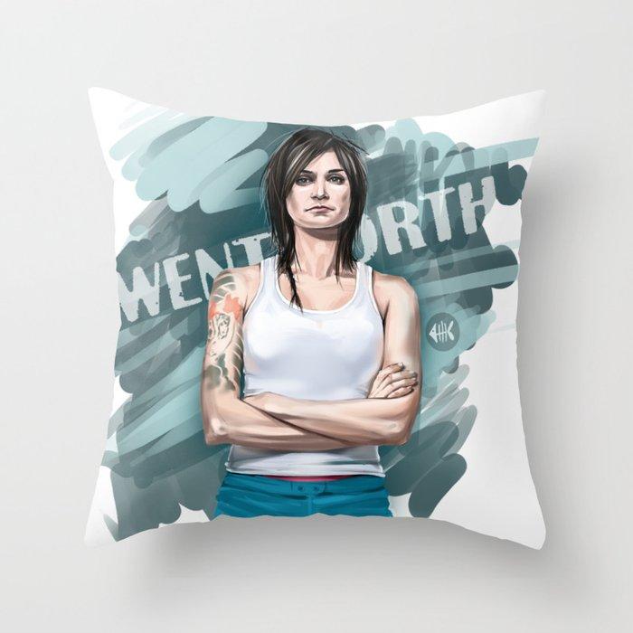 franky Throw Pillow