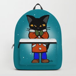 Winter style Backpack