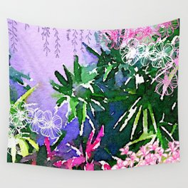 Singapore Summer Wall Tapestry