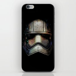 Captain Phasma Shadow iPhone Skin