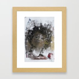 Lorin   the Mighty Framed Art Print