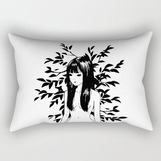 Morning dreamwalk Rectangular Pillow