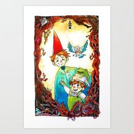 OGTW 06 Art Print
