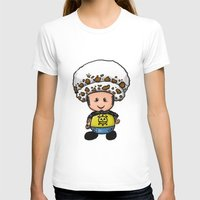 law T-shirts featuring Toads Law by Dama Chan