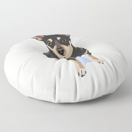 Mr. Mouse the Chihuahua Dog Floor Pillow