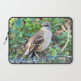 Northern Mockingbird Laptop Sleeve
