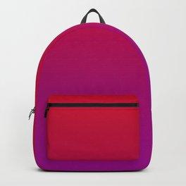 CONFESSIONS - Minimal Plain Soft Mood Color Blend Prints Backpack