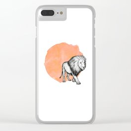 The Animal Kingdom Collection vol.4 Clear iPhone Case