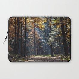 Colorful autumn Laptop Sleeve