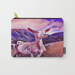 One Proud Goat Carry-All Pouch