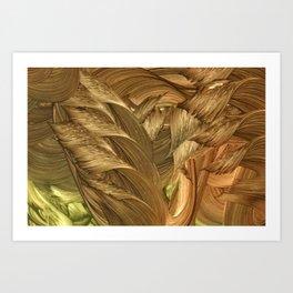 Brouny Art Print