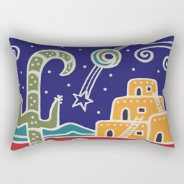 ¡Feliz! Rectangular Pillow