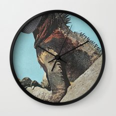 in transition... Wall Clock
