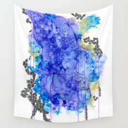 Into the Waves Wall Tapestry