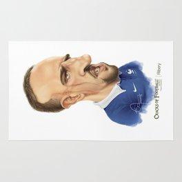 Franck Ribery - France Rug