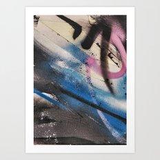 vapour 3 Art Print