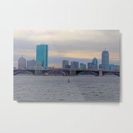 City Views Metal Print