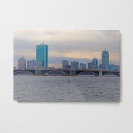 City Views Metal Print