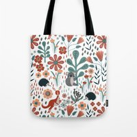 australia Tote Bags featuring Australia by Mel Armstrong