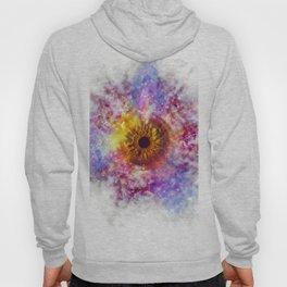 Cosmic Eye Galaxy Hoody
