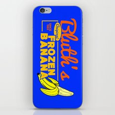 Bluth's Frozen Banana iPhone & iPod Skin