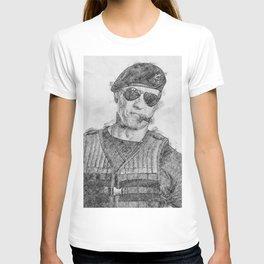 Barney Ross T-shirt