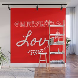 Christmas Love! Wall Mural