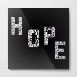 Hope 02 Metal Print