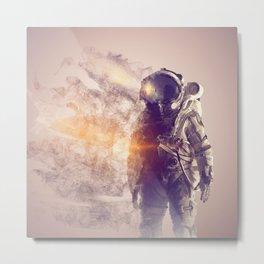 Extinction-2 Metal Print