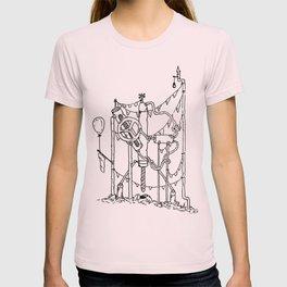 Drilling Machine T-shirt