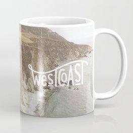 West Coast - BigSur Coffee Mug