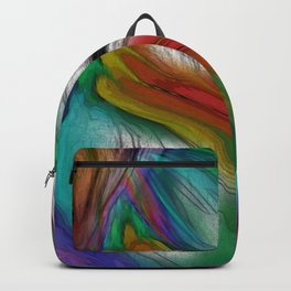 EMERGING TULIP Backpack