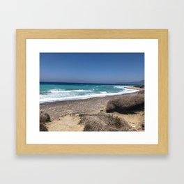 Rodos Framed Art Print