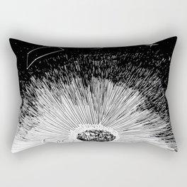 Mystic amethyst Rectangular Pillow