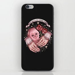 self-love is my undying magic iPhone Skin