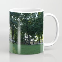 Graceland in the morning Coffee Mug