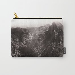 Half Dome, Yosemite Valley, California Carry-All Pouch