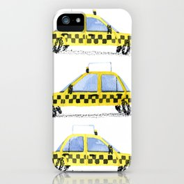 Taxis! iPhone Case