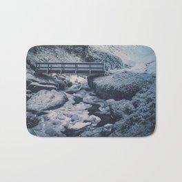 Cold Start Bath Mat